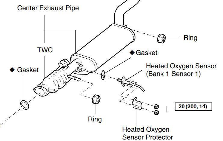 2008 Explorer Wiring Diagram Heat Oxygen Sensor O2 Bank 1 Sensor 2 Diy Page 5