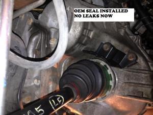 DIY Axle out put seal driver side  ClubLexus  Lexus Forum Discussion