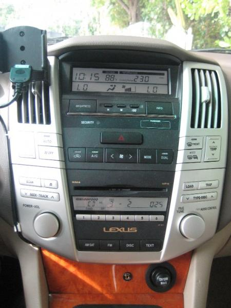 Car Stereo Ipod Interface