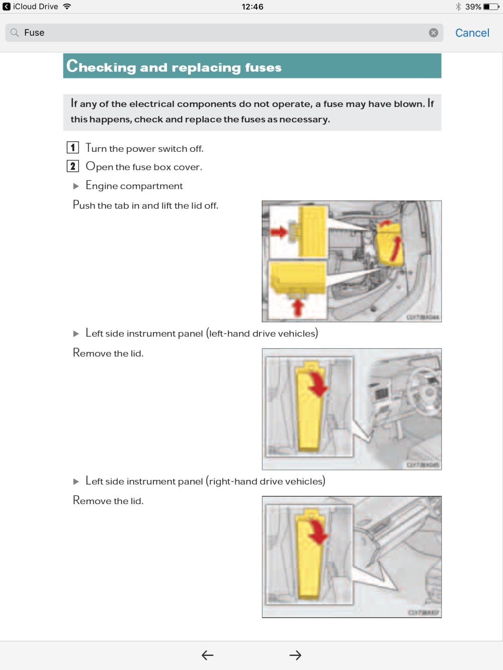 medium resolution of  fuse help needed for dash cam img 2633 png