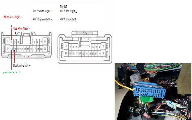 1st Gen Gs300 Radio Wiring Diagram Question Club Lexus Forums