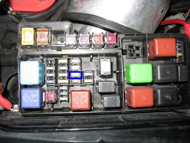 For Lexus Rx 330 Fuse Box Multiple P1305 P1315 Club Lexus Forums