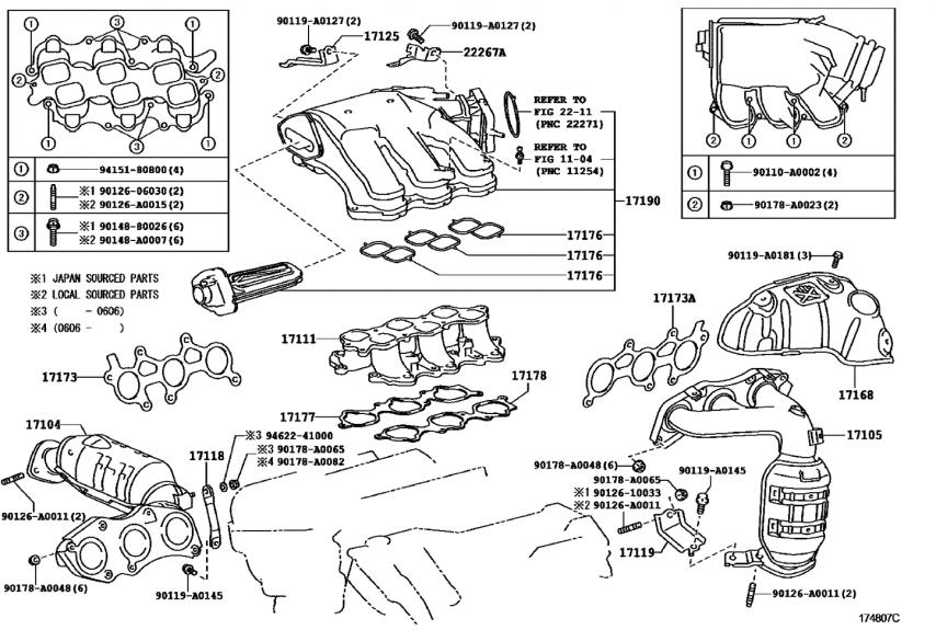 lexus rx 300 engine diagram