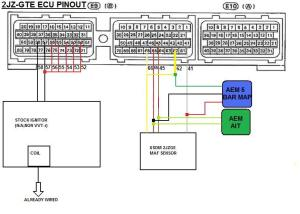 Lexus Gs300 Ecu Wiring Diagram  Wiring Diagram