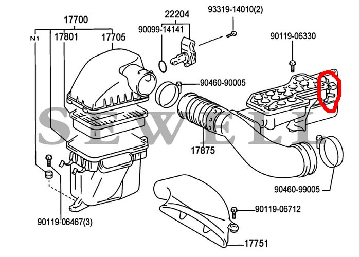 Service manual [How To Determined Evap Sensor Fualt 2010
