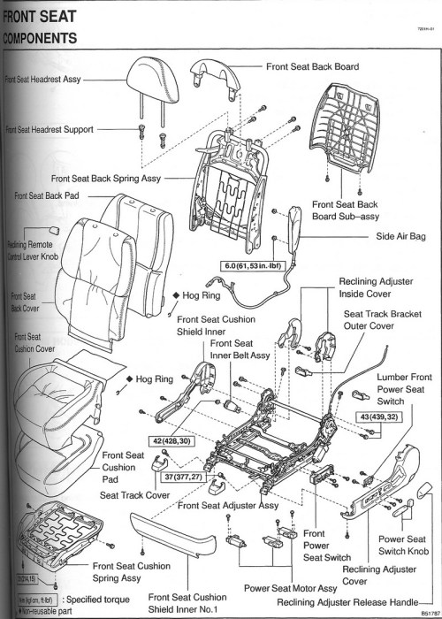 small resolution of lexus seats diagram book diagram schema sc300 seat diagram sc300 seat diagram