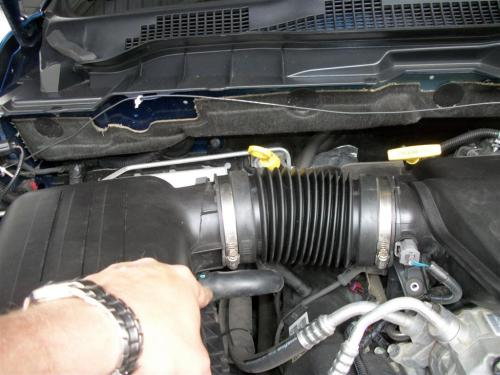 small resolution of armyofone s how to garage change a pcv valve dodge ram forum ram forums owners club ram truck forum