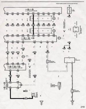 here is the stereo wiring diagram for our cars  Club