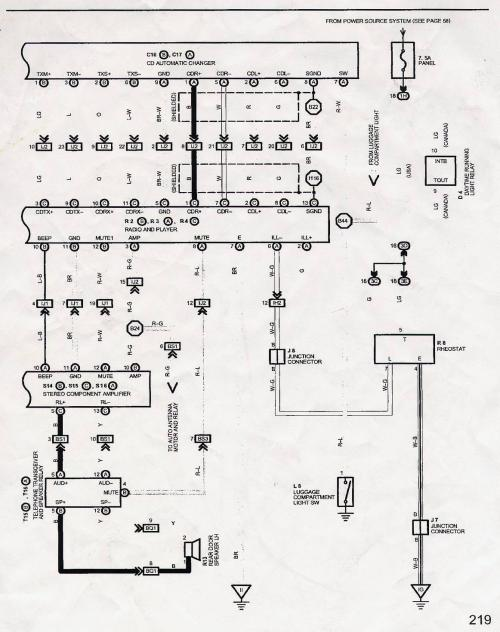 small resolution of here is the stereo wiring diagram for our cars