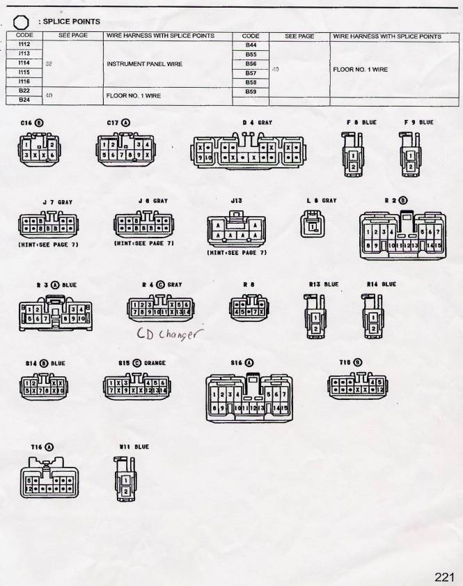 lexus ls400 wiring diagram wiring diagram pioneer car radio stereo audio wiring diagram autoradio connector lexus ls400