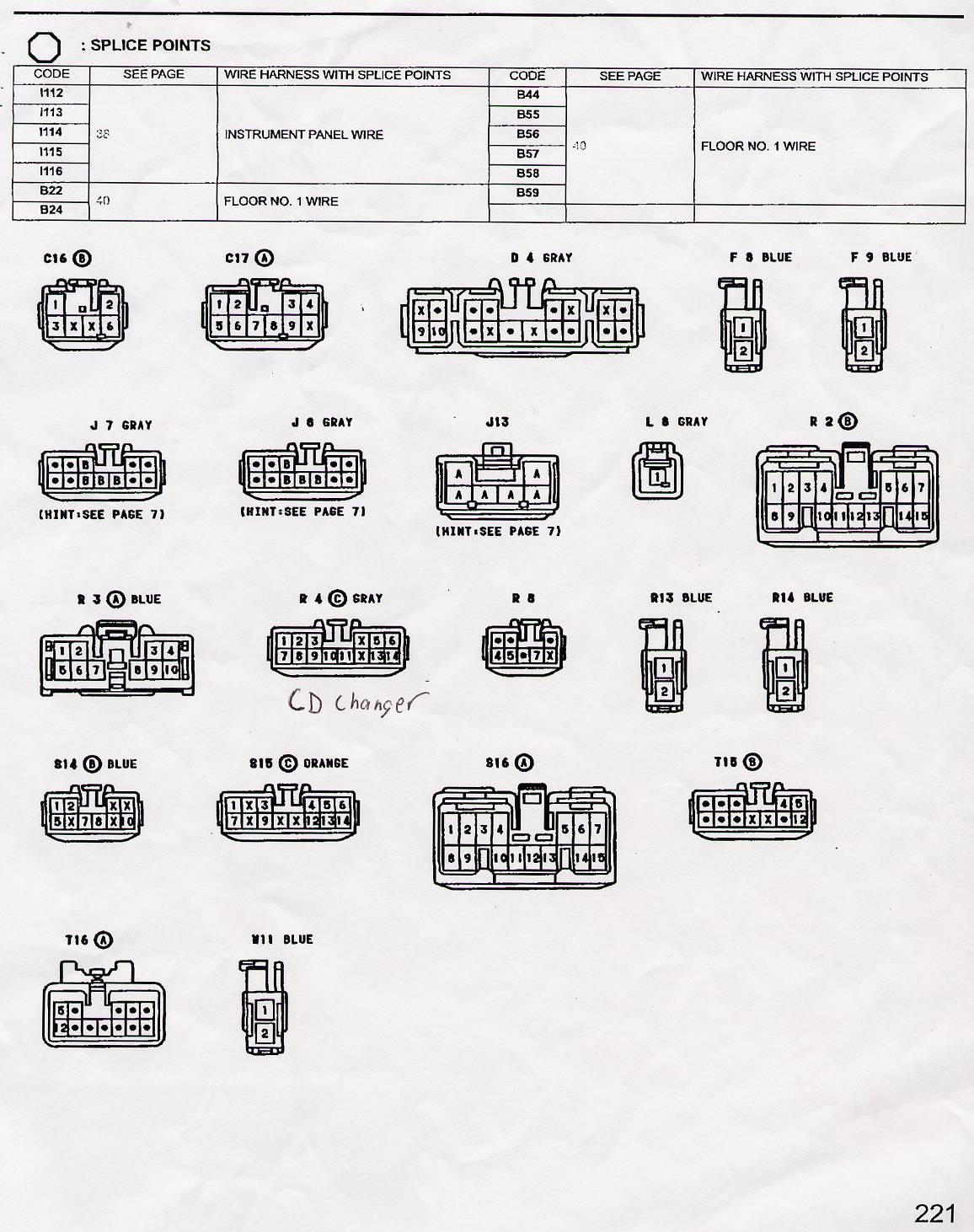 1995 lexus ls400 radio wiring diagram 12 volt starter generator here is the stereo for our cars clublexus