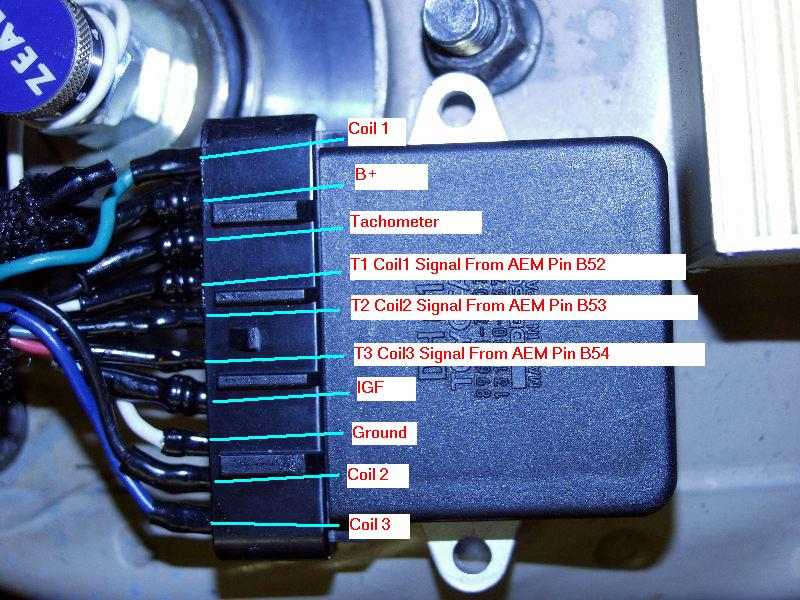 toyota 1jz wiring diagram spark plug to cold what is the disadvantich 2jzgte vvti ignition break up - vipec v series link engine management