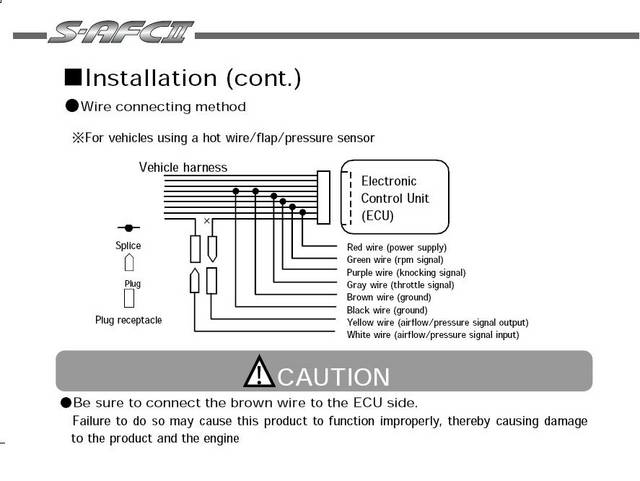 map sensor wiring schematic aristo with an safc   47
