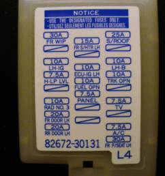 where s the fuse for radio nav located clublexus lexus forum rh 2010 toyota camry box [ 1201 x 1601 Pixel ]