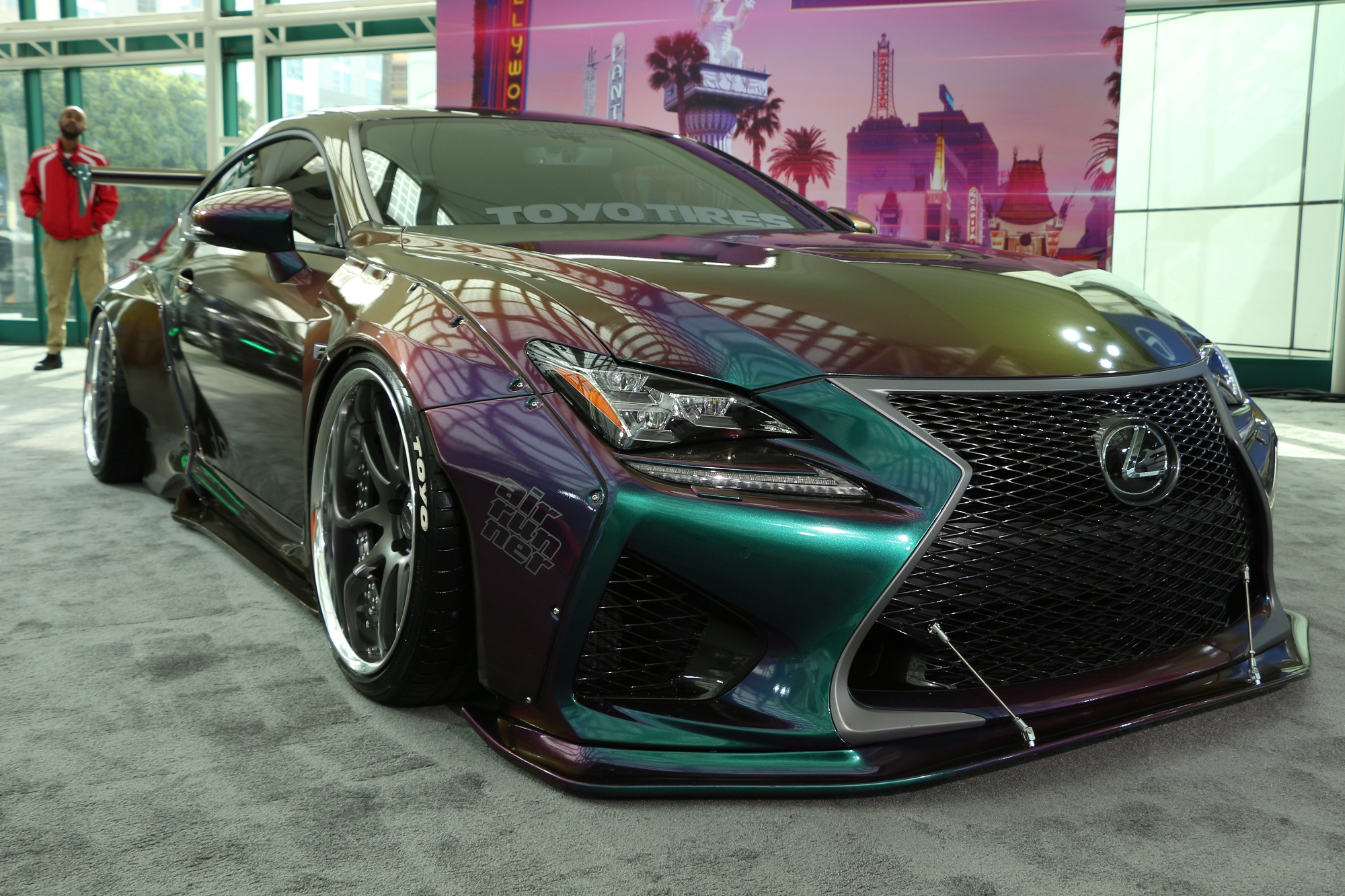 Lexus Los Angeles >> Modified Lexus Vehicles Hit Los Angeles Auto Show Gallery Clublexus