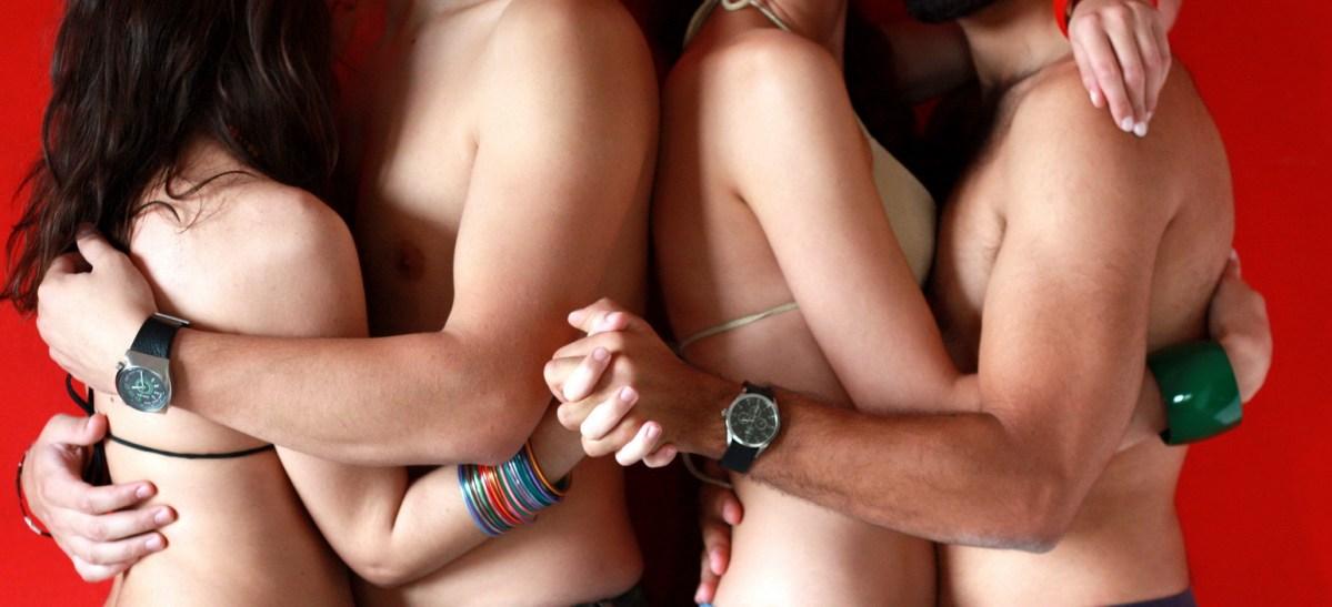 Swinger ¿Compartirías a tu pareja?