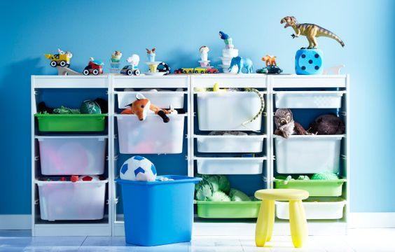 10 idees pour ranger les jouets des