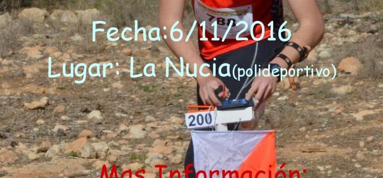 11ª LACV 2016 – La Nucia