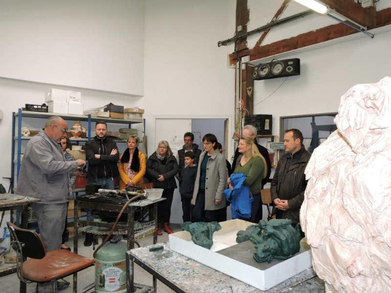 FONDERIE DES CYCLOPES 15 AVR 2019 6