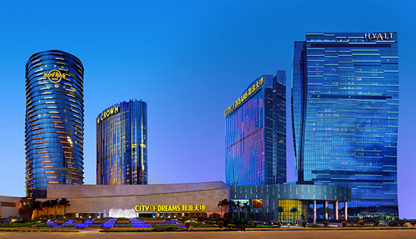 POKERSTARS LIVE MACAU - Macao - Casino poker | Allô Poker