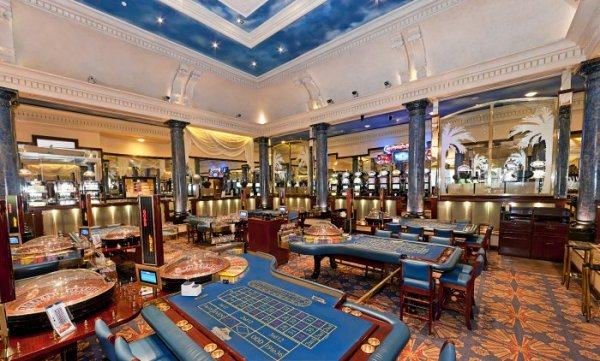LE GRAND CASINO LA MAMOUNIA - Marrakech - Casino poker ...