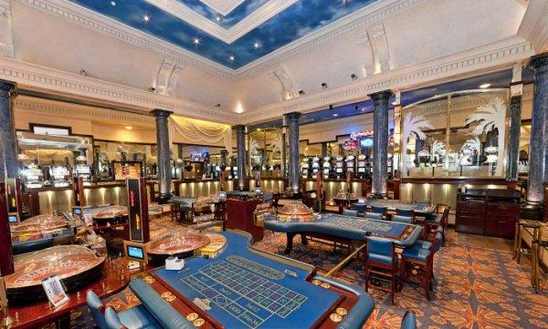 LE GRAND CASINO LA MAMOUNIA - Marrakech - Casino poker ...