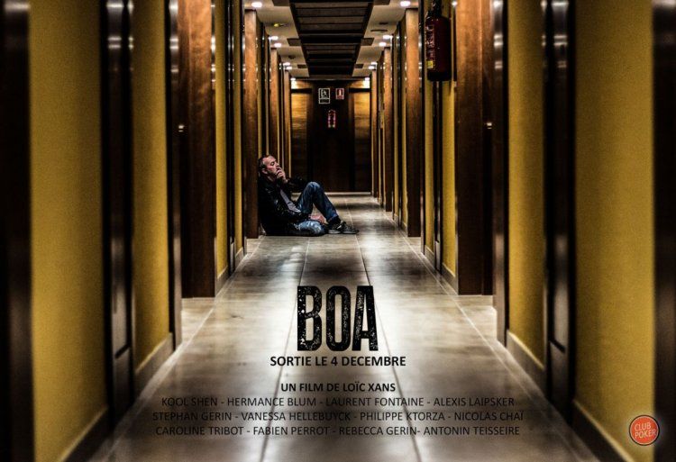 Boa avec Guillaume Darcourt
