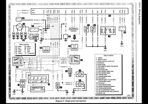 Haynes wiring diagram error?  ICE, Electrical and