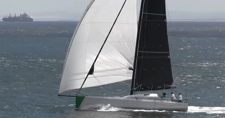 VIDEO Cape Racing Yachts Introduces Class 40 Hydra