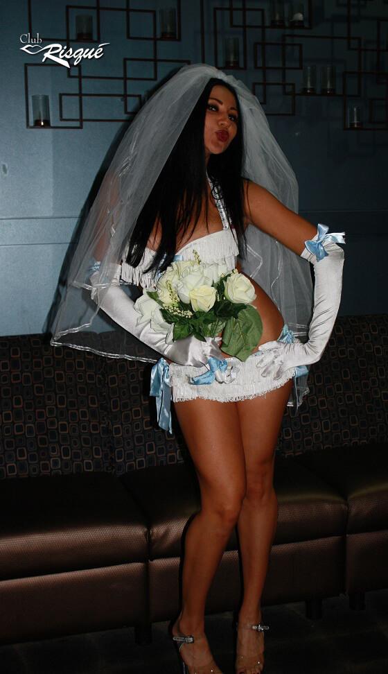 Audrey Bitoni! July 2011 #risquepornstar Club Risque