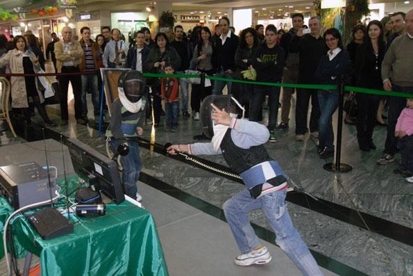 """Due partecipanti di """"Duello in Centro"""" al Metropolis"""