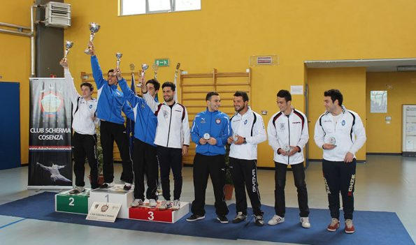 Francesco Perri vince Coppa Italia Regionale 2013