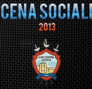 Cena fine anno 2013