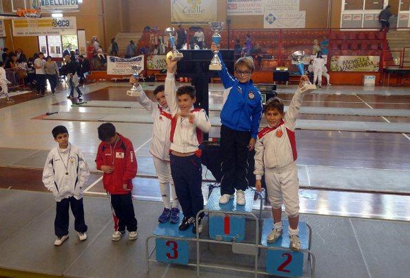Niccolò Moraca vince a Trani