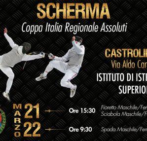 Coppa Italia, locandina social