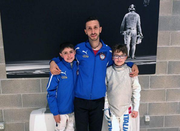 Franco e Moraca, Campionati Italiani GPG 2015
