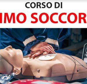 Copertina Corso primo soccorso