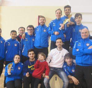 Club Scherma Cosenza, Coppa Italia 2016 Platania