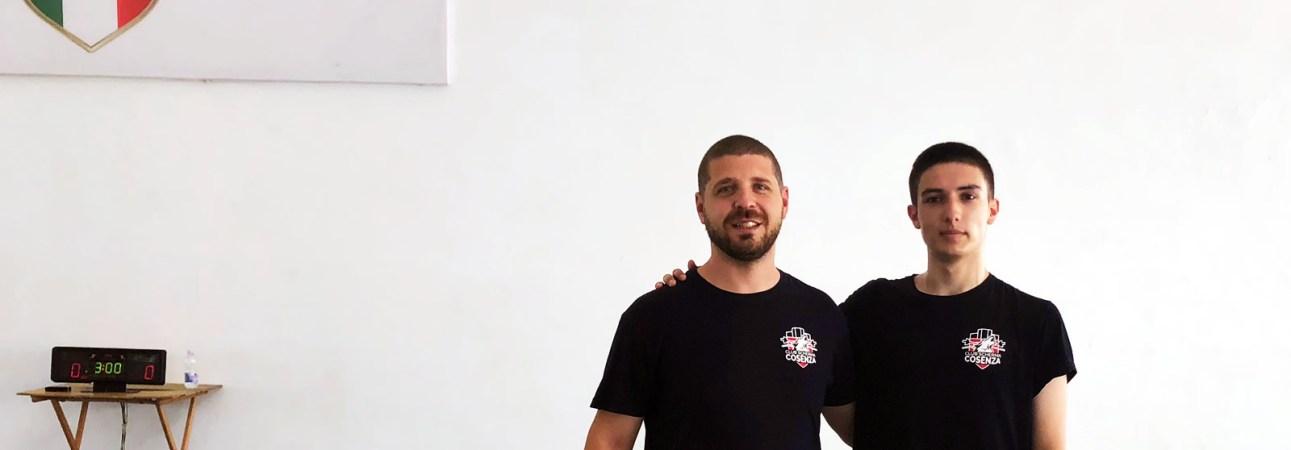 Marco Perri e Gustavo Valente al TARG 2018