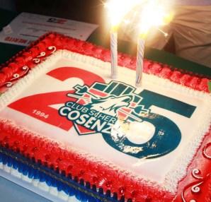Festa 25 anni del Club Scherma Cosenza