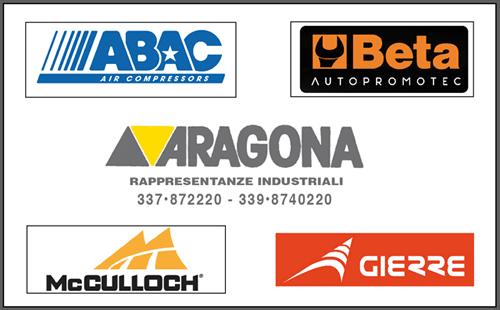 Aragona - sponsor del Club Scherma Cosenza