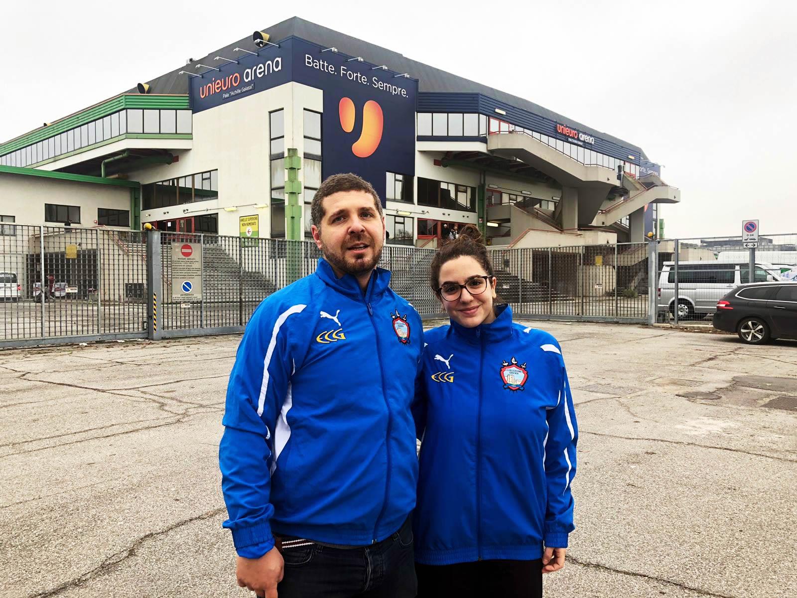 Campionato Italiano Under-23: Marco Perri e Maria Grazia Tedeschi