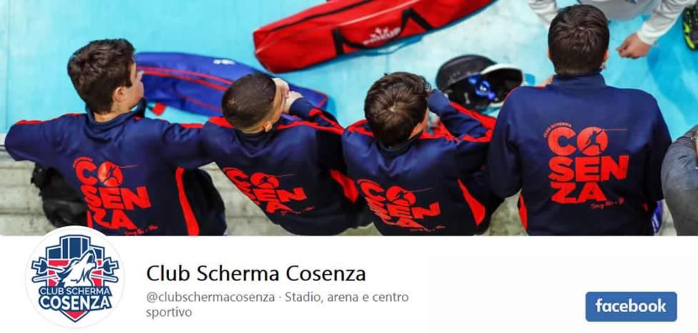 Club Scherma Cosenza su Facebook