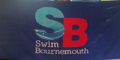 Swim Bournemouth Club Towel