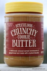 Crunchy Speculoos Cookie Butter. OMG!