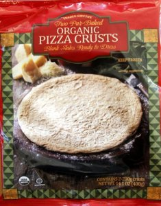 Trader Joe's Organic Pizza Crusts