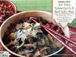 Trader Joe's Sai Tung Green Curry