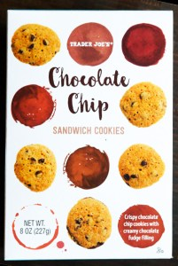 Trader Joes Chocolate Chip Sandwich Cookies