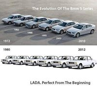 Lada... perfect from the begining