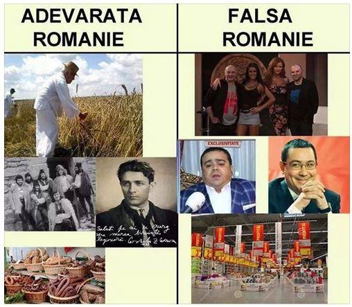 adevarata romanie